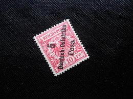 DR Mi 8a - 5Pauf10Pf*MLH  Deutsche Kolonien ( Deutsch-Ostafrika ) 1896 - Mi 8,00 € - (Ri) - Kolonie: Deutsch-Ostafrika