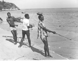 Photo Haiti Cap Haïtien Pêcheurs De Labadie  Photo Vivant Univers - Places