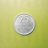 25 Öre Münze Aus Schweden Von 1972 (sehr Schön) - Schweden