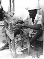 Photo Haiti Artisanat Vannerie à Grand Bassin Photo Vivant Univers - Places
