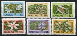 Tokelau Inseln Mi# 136-41 Postfrisch MNH - Flora - Tokelau