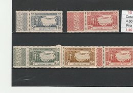 SOUDAN**LUXE N° PA 1/5 - Sudan (1894-1902)