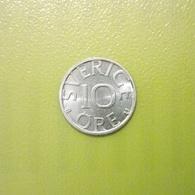 10 Öre Münze Aus Schweden Von 1983 (vorzüglich) - Schweden