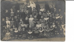 Londerzeel, Pensionaat Dames Urselines  Fotokaart +/- 1913- 1914 - Londerzeel