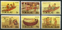 Tokelau Inseln Mi# 159-64 Postfrisch MNH - Island Life - Tokelau