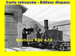 BVA 639-04 - Loco Fives-Lille 031 T N° 3 Au Dépôt - SAINT-GEORGES DU COMMIERS - Isère - SGLM - France