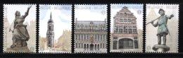 4372/4376 MNH 2013 - Markt Van Doornik - Belgio