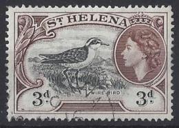 ST. HELENA.....KING GEORGE VI,(1936-52)......3d......SG158........VFU... - Saint Helena Island