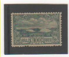 BRESIL 1916 YT N° 147 Neuf* Trace De Charnière. - Brésil