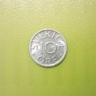 10 Öre Münze Aus Schweden Von 1989 (vorzüglich) - Schweden