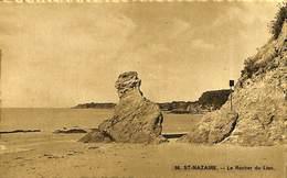 CPA - France - (44) Loire Atlantique - Saint Nazaire - Le Rocher Du Lion - Saint Nazaire