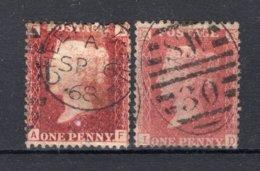 GROOT BRITTANIE Yt. 26° Gestempeld 1858-1864 - Used Stamps