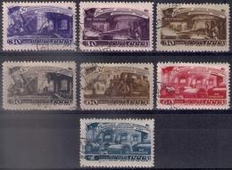 Russia 1948, Michel Nr 1261-67, Used - 1923-1991 UdSSR