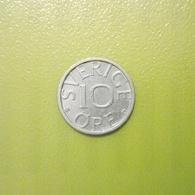 10 Öre Münze Aus Schweden Von 1988 (sehr Schön) II - Schweden