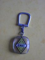 Porte-clé Plastique Renault - Porte-clefs