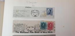 1931 Spain Espana EXPORTA Used Cancel Cancellation Postmark - 1931-50 Storia Postale