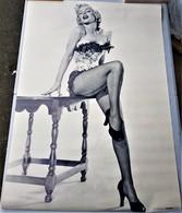 Rare Grande Affiche Marylin Monroe  100 X 68 Cm - Posters