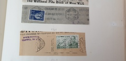 1931 1941 Spain Espana Used Cancel Cancellation Postmark - 1931-50 Storia Postale