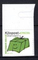 Ki21 MNH Kilopost 2007 - Zelfklevende Zegels Groen Buitenland - Other