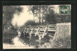 CPA Saint-Prest, Le Pont De Plateau - Non Classés
