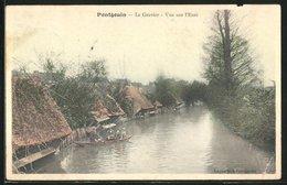 CPA Pontgouin, Le Gravier, Vue Sur L`Eure - Zonder Classificatie