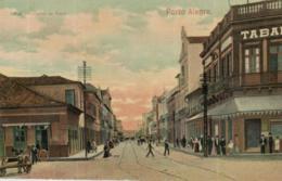 CPA PORTO ALEGRE  @ RUA VOLUNTARIA PATRIA @ - Porto Alegre