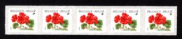 R91 MNH 1999 Bloemen Geranium Nr 2854 - Coil Stamps