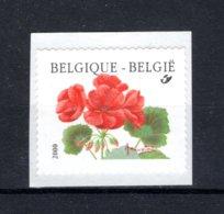 R103 MNH 2001 Bloemen Geranium Type 2977 - Coil Stamps