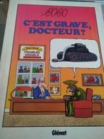Coco . C Est Grave Docteur ? - Boeken, Tijdschriften, Stripverhalen