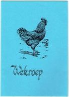 "Menu. Franç-Maçonnerie . Loge Du Droit Humain ""Wekroep"" Mechelen 1993. - Menus"