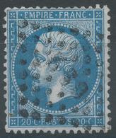 Lot N°53996   N°22, Oblit Losange CS2 Baton De PARIS - 1862 Napoléon III.