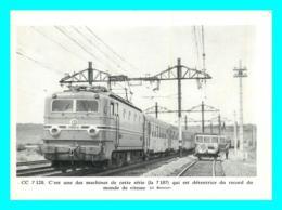 1lo - A207   Lot De 85 Cartes La Vie Du Rail ( Train - Chemin De Fer ) - 5 - 99 Cartes