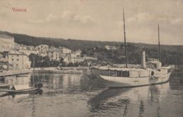 AK - Kroatien - Volosca - Segelschiff Vor Dem Alte Hafen - 1906 - Croatia
