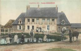 NOJEON LE SEC FERME MASURIER  EDITION LEVREUX - Francia