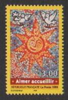 France Neuf Sans Charnière  1999  Aimer Accueillir  Mosaïque Soleil  YT 3255 - Francia