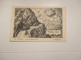 4°Centro Automobilistico  VERONA Illustratore E.Bonacini Fervent Rotae Fervent Animi - Guerra 1939-45