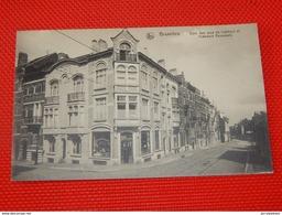 BRUXELLES -    Coin Des Rues De Linthout Et Théodore Roosevelt - Avenues, Boulevards
