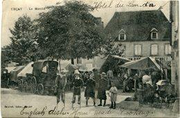 URCAY - LE MARCHE - - France