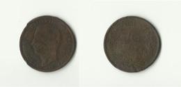 1882 GREEK 10 LEPTA COIN - GREECE – HELLAS - KING GEORGE A' – ΔΕΚΑ ΛΕΠΤΑ - Grèce