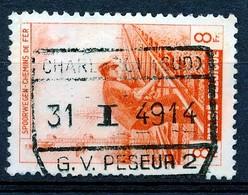 """TR 280 - """"CHARLEROI (SUD) - G.V. PESEUR 2"""" - (ref. 31.130) - Railway"""