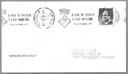 X FERIA DE CALELLA Y EL ALTO MARESME. Calella, Barcelona, 1990 - Otros