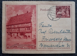 DR 1942, Postkarte P293, WUPPERTAL - Allemagne