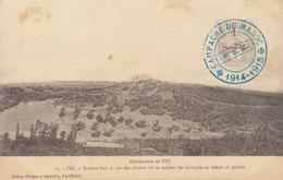 Maroc : Fez   : Cachet Militaire  ///   REF  Mars  20 /// N° 10720 - Maroc (1956-...)