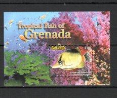 Grenada Fish MNH -(V-70) - Meereswelt