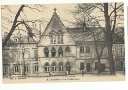 89/CPA - Auxerre - La Préfecture - Auxerre