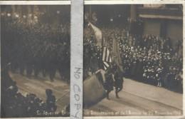 La Joyeuse Entrée De Nos Souverains Et De L'Armée Le 22 Novembre 1918 - Familias Reales