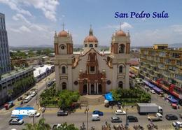 Honduras San Pedro Sula  Cathedral New Postcard - Honduras