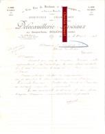 Document Du 02/08/1943 DELECOEUILLERIE FESCIAUX Vins Spiritueux - Bouchain 59 - 1900 – 1949