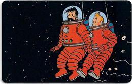 Germany - TinTin - Tim Und Struppi 3 - Space - A 24-08.02 - 6.000ex, Used - Germania
