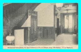 A823 / 505 70 - GRAY Pensionnat Notre Dame Le Vestibule - Gray